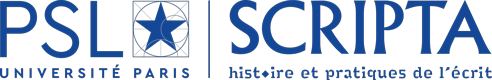 PSL Scripta - Retour à l'accueil